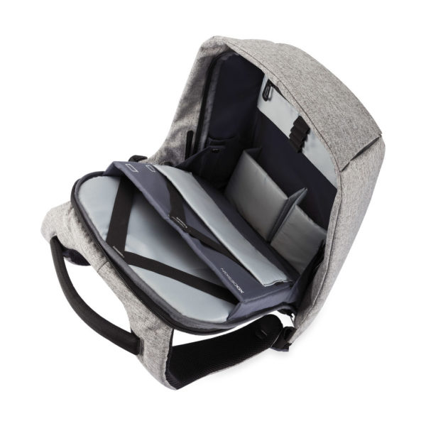 Anti Theft Backpack with USB Charging - Interior